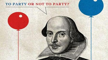 Happy Birthday Mr. Shakespeare